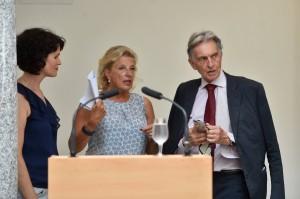 Preisverleihung Locarno 2016: Migros-Kulturprozent CH-Dokfilm-Wettbewerb